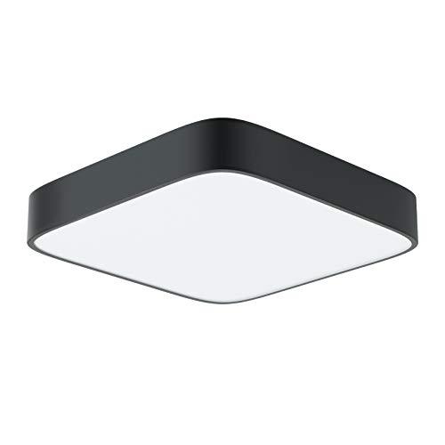 Plafon LED Techo, bedee 24W LED Lámpara de Techo 5000K Luz Del Día Blanco Lámpara LED Techo 2040LM para Baño Dormitorio Cocina Sala de Estar Comedor Balcón [Clase de eficiencia energética A++]