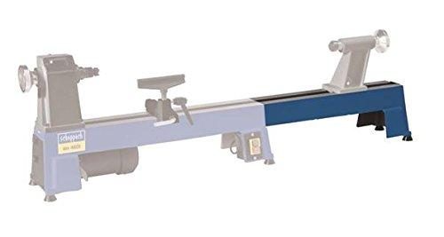 Scheppach 4902301701 Drechselbettverlängerung auf 1007 mm f. Drechselmaschine DM460t