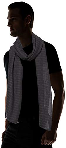 Armani Exchange The Jacquard Cotton Scarf sjaal voor heren
