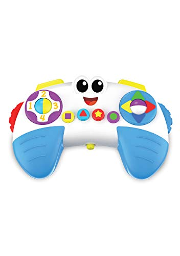 The Learning Journey Early Learning - On The Go Game Controller - Baby Game Controller Toy for Boys & Girls Ages 3 Months and Up - Award Winning Toys
