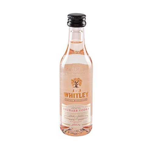 JJ Whitley Rhabarber Wodka 5cl Miniatur