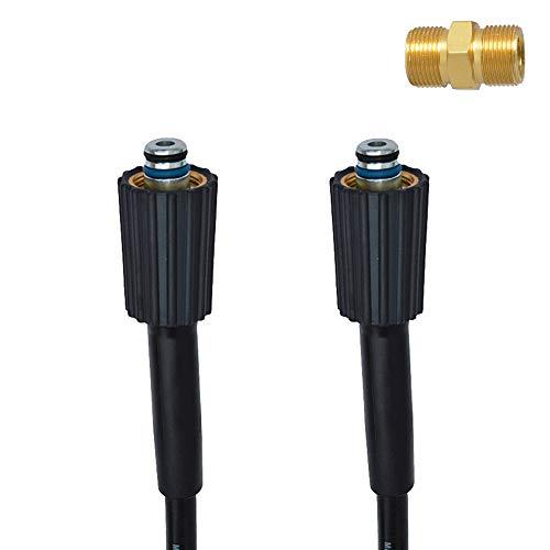 Idropulitrice ad alta pressione 10 m Tubo flessibile per pulizia acqua 32 piedi 160 bar (Type J)