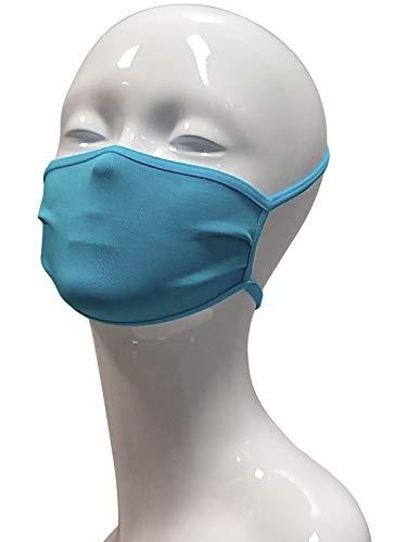 SENSI' Schutzmasken PROTECTIVE KINDER Bakteriostatisch Wasserabweisend WASCHBAR Made in Italy - PACKUNG MIT 4 MASKEN