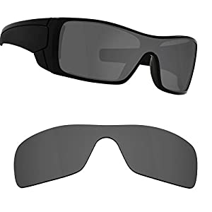 Guarda TRUE POLARIZED Replacement Lenses for Oakley Batwolf OO9101 Sunglasses
