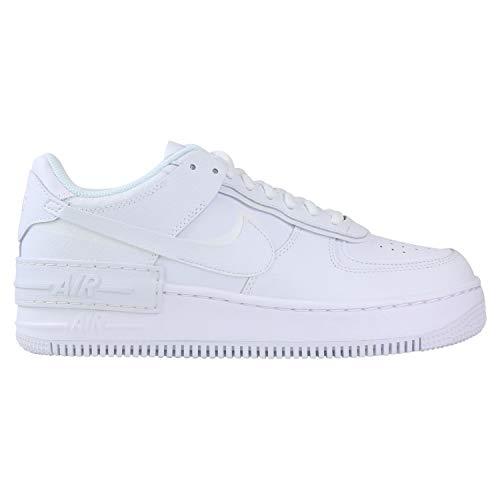 Nike Women's Air Force 1 Shadow White