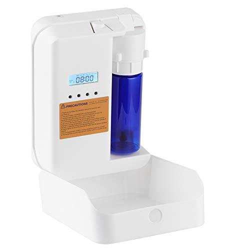 Haofy Difusor de Aceite Esencial, humidificador de vaporizador de difusor de Aceite perfumado de aromaterapia para electrodomésticos para Dormitorio y habitación de bebé(Blanco)
