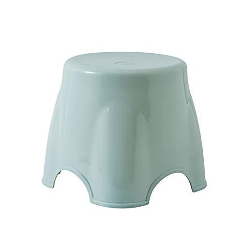Omenluck Tritthocker, Kunststoff, robust, Mehrzweck-Sitz für Kinder oder Erwachsene