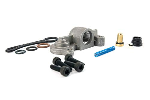 6.0 Blue Spring Kit Upgrade - Fuel Regulator Kit - Compatible with Ford Trucks - Blue Spring Kit 6.0 Powerstroke F250, F350, F450, F550 2003, 2004, 2005, 2006, 2007-Replaces 3C3Z-9T517-AG, 3C3Z9T517AG