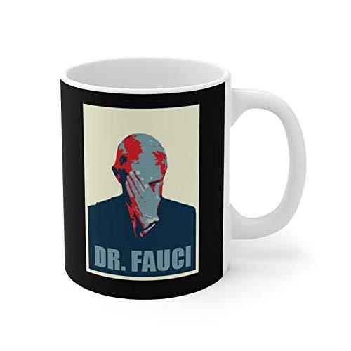 Fauci Mug 11oz Dr. Anthony Fauci Face Palm Meme Mug | Funny Fauci Mug | Fauci 2020 | Doctor Fauci Mugs