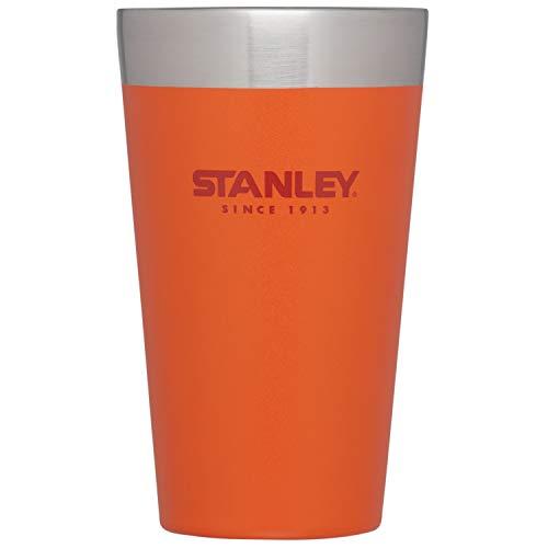 STANLEY(スタンレー) スタッキング真空パイント 0.47L オレンジ 02282-064 (日本正規品)
