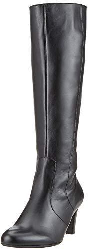 Gabor Shoes Damen Basic Hohe Stiefel, Schwarz (Schwarz 27), 38.5 EU