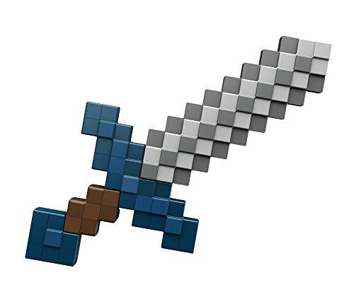 Minecraft Dungeons Accesorio de Espada DE Lujo con Sonidos (