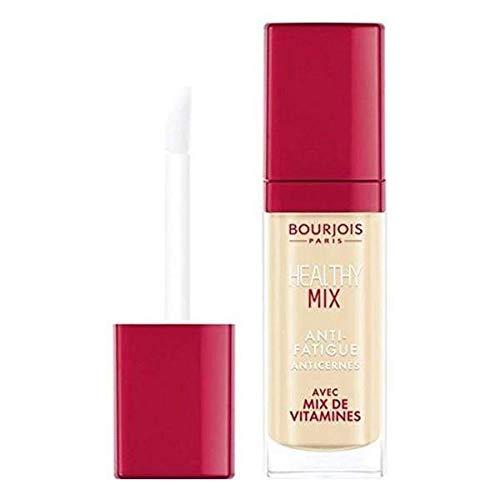 3 x Bourjois Healthy Mix Anti Fatigue Concealer 7.8ml Sealed - 52 Medium