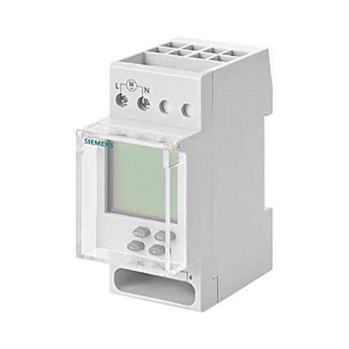 Siemens SENTRON - Digitaler Zeitschalter Top 2.0, 1 Kanal, Wechselstrom, 230V, 16A