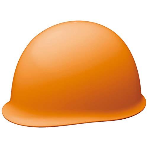 ミドリ安全 ヘルメット 作業用 PC製 ウインドフロー SCMPC RA3 UP オレンジ
