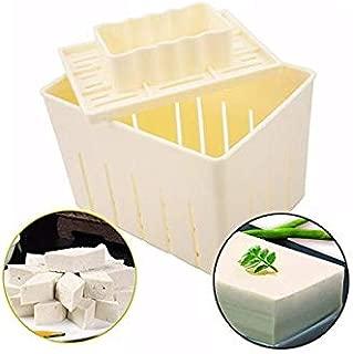 Mangocore Tofu Maker Press Mold Kit + Cheese Cloth Soy DIY Pressing Mould Kitchen Tool