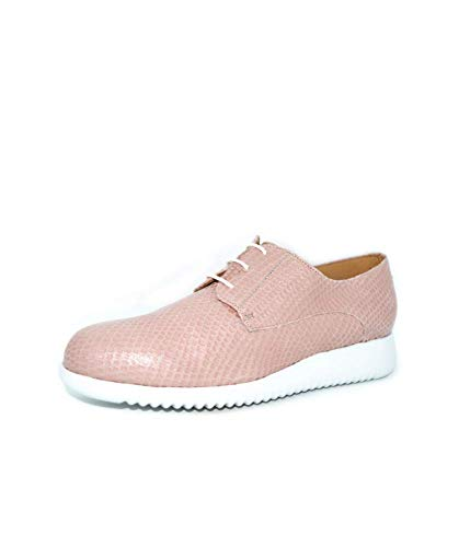 Calzados Losal | Zapato Blucher/Derby | Zapato Mujer | Zapato Fabricado a Mano | Zapato Pegado | Zapato Fabricado en España | Zapatos Artesanos | Fabricación Pegado | Modelo Vilagarcia (38)