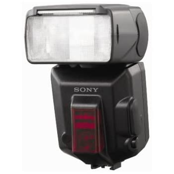 Swivel Head Compact LCD Mult-Function Flash for Sony Alpha DSLR A900 Bounce