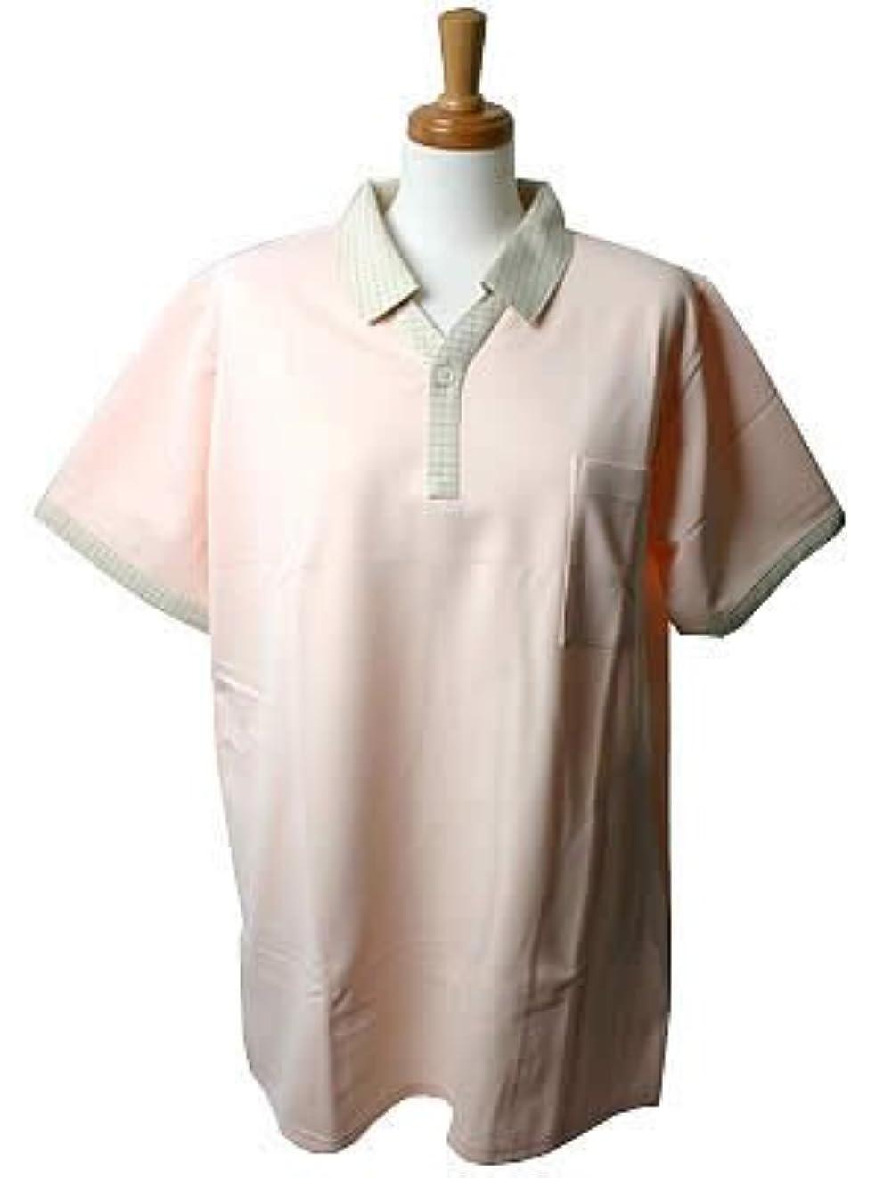 あえて君主不屈ナガイレーベン NAGAILEBEN ニットシャツ NX-2902(M) アプリコット