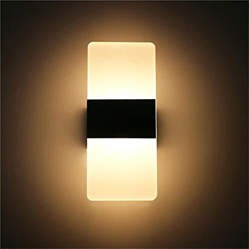Wandlamp boven- en onderkant gang wandlamp traplamp wandlamp