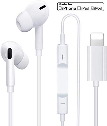 Amazon Com Earbuds Microphone Earphones Stereo Headphones Noise Isolating Headset Fit Compatible With Iphone Xs Xr Xs Max Iphone 7 7 Plus Iphone 8 8plus Iphone X Earphones 1 Pack Wjffij Books