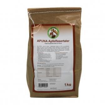 Apuna Apfelfasertaler PUR 1 kg