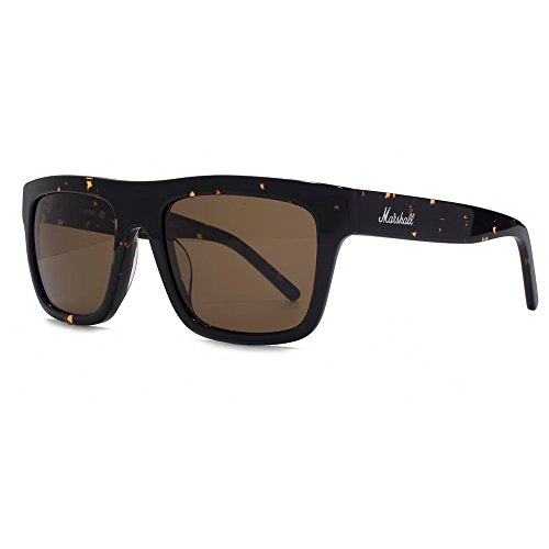 Marshall Johnny Small Sonnenbrille braun (Dark Turtle/Dark Smoke Grey)-Onesize