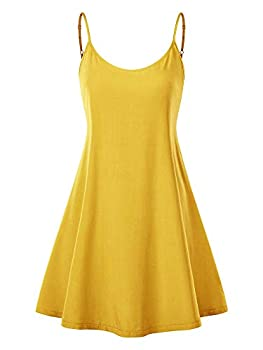 Best yellow casual dress Reviews