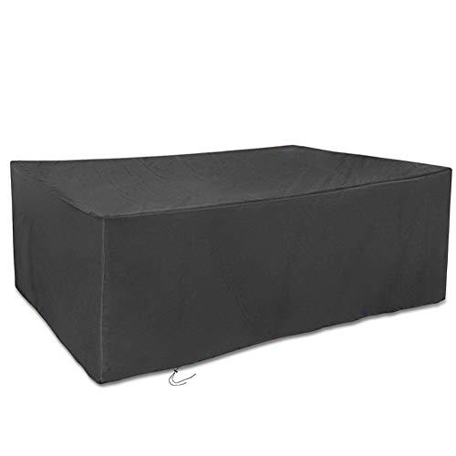 Dengofng - Juego de protección para sofá o lluvia para exteriores, resistente al polvo, para jardín, nieve (S), No nulo, como se muestra en la imagen, Medium