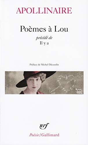 Poèmes à Lou. Il y a