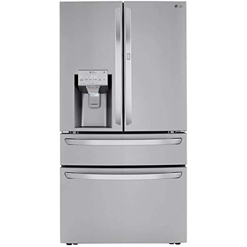 LG LRMDS3006S 30 Cu.Ft. Stainless Smart French Door Refrigerator