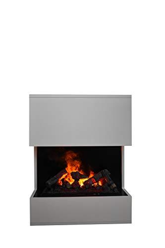 Elektrokamin GLOW FIRE Opti-myst Kästner, Wasserdampf Feuer, elektrischer Standkamin mit...