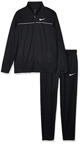 Nike M Nk Rivalry Tracksuit, Tuta Uomo, Nero/Bianco, S