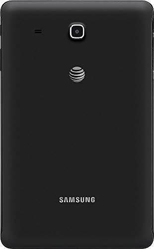 "New Samsung Galaxy Tab E SM-T377A 8"" 16GB 4G+WiFi LTE GSM Unlocked Tablet (Black)"