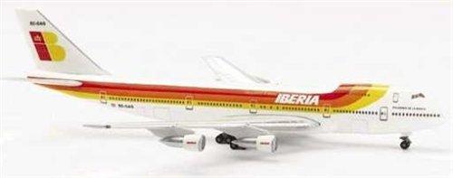 Herpa 502696 Wings - Boeing 747-200 de Iberia