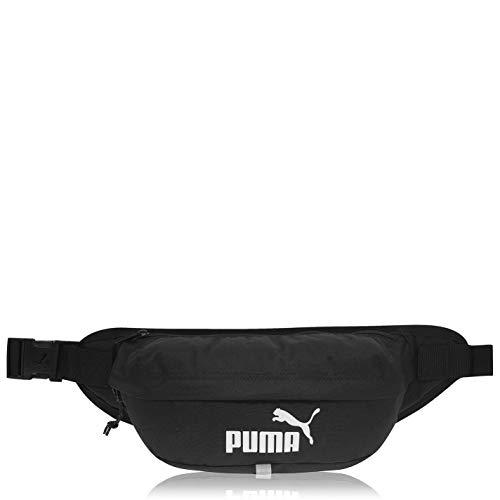 PUMA No 1 Logo 075633-01; Bolsa Unisex, 075633-01; Color Negro; Talla única EU (Reino Unido)