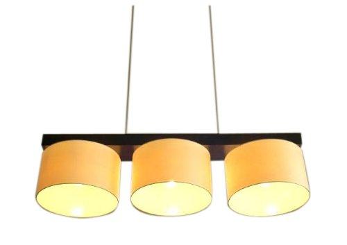 wero Design Lustre Suspension Lampe suspension de Malaga de 006, ivoire, E27 60.0 wattsW