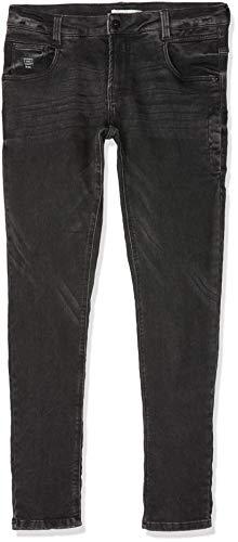 NAME IT Jungen NKMBABU DNMTYGE 7081 SWE Pant Jeans, Schwarz (Black Denim Black Denim), 152
