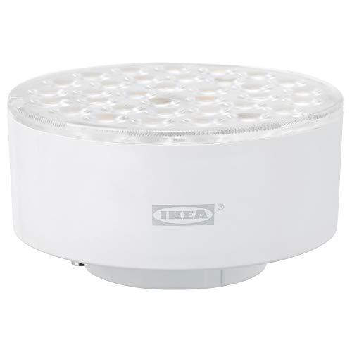 IKEA 803.650.91 Ledare Led Bulb Gx53 1000 Lumen, Dimmable Warm Dimming, Adjustable Beam Angle