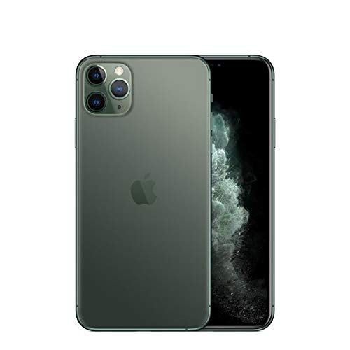 Celular Apple iPhone 11 Pro Max 64gb / Tela 6.5'' / 12MP / iOS 13 - Verde