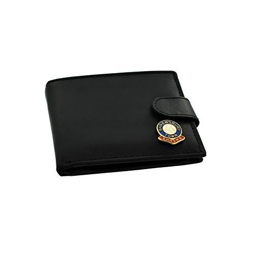 Shrewsbury Town Football Club Genuine Leather Wallet