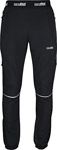 High Colorado Adrenalin - Pantaloni da trekking da uomo, taglia XL, colore: nero