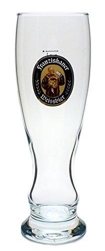 FRANZISKANER Bier Gläser 12 Stück mit jeweils 0,3 Liter