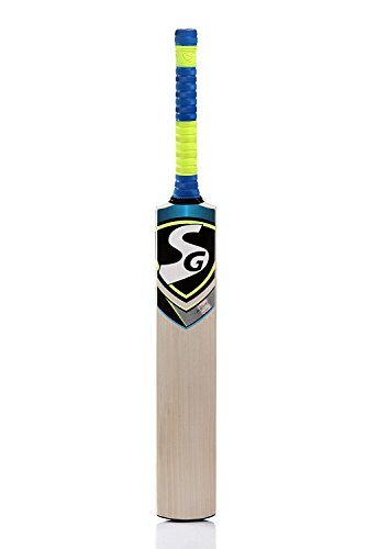 SG Nexus Xtreme English Willow Cricket Bat, Full Size SH, Medium Weight
