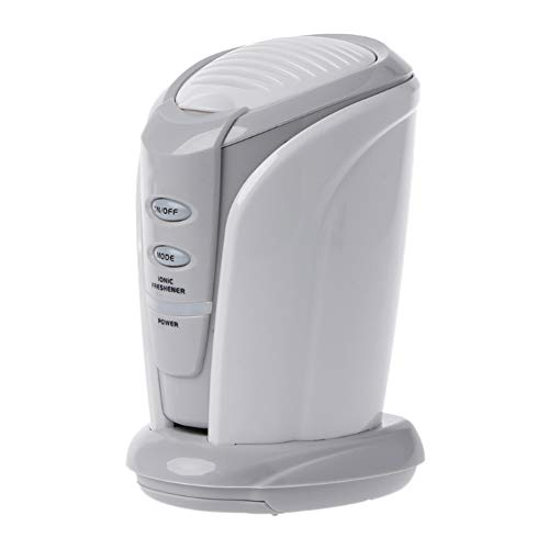 Great Features Of Portable Ozone Air Purifier, Refrigerator Purifier Deodorizer Odor Remover, Built-...