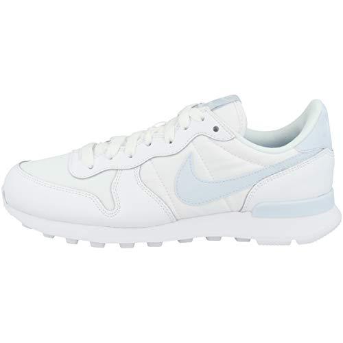 Nike WMNS Internationalist - White/Football Grey, Größe:6.5