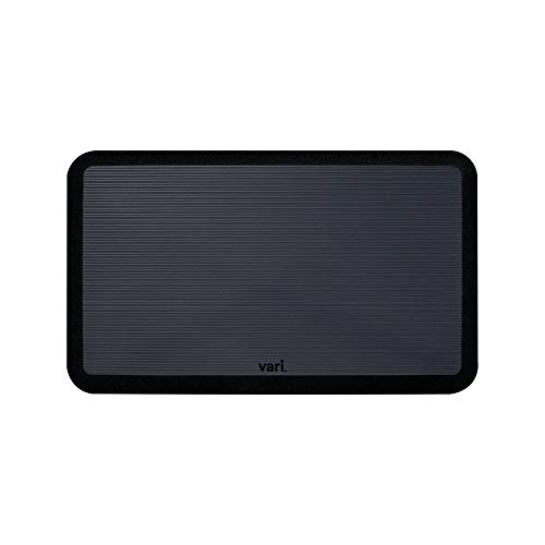 Vari Standing Mat 34x20 - Standing Desk Anti-Fatigue Comfort Floor Mat – Durable High Density Core...