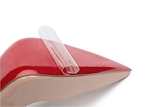 Sole Protector Clear Heels Sohlenaufkleberschutz für rote Hosen High Heels