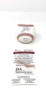 Frank Thomas Chicago White Sox Signed Autograph Official MLB Baseball HALL OF FAME Inscribed JSA Witnessed Certified