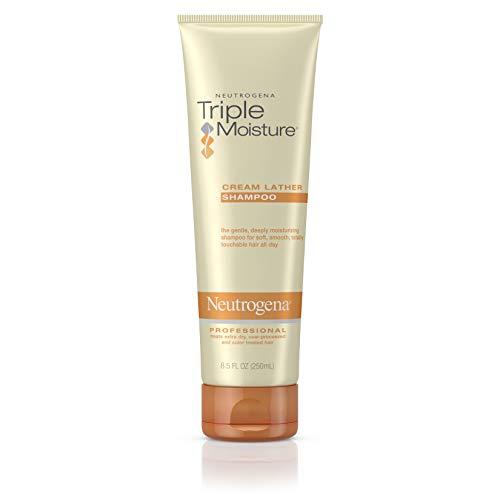 Neutrogena Triple Moisture Cream Lather Shampoo - 8.45 oz.